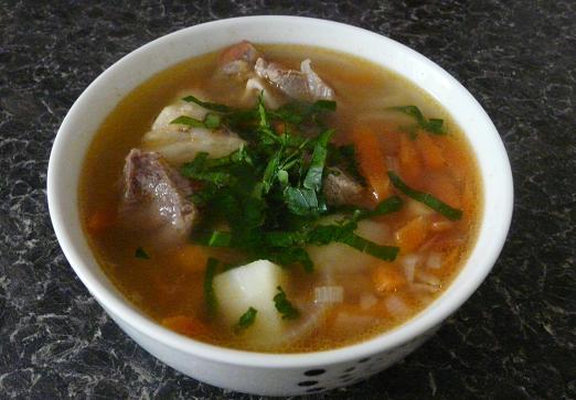 рецепт шурпы по казахски