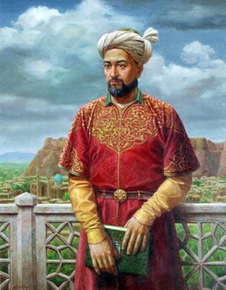 Алишер Навои выдающийся узбекский поэт Биография Алишера Навои Биография Алишера Навои Поэмы Алишер Навои