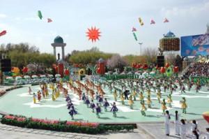 Navruz in Uzbekistan