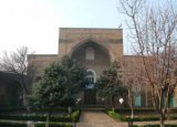 Tashkent - The Madrasah of Barakhan