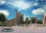 "Samarkand - Registan Square (""sandy place"")"