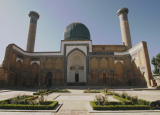 "Samarkand - Gur-Emir Mausoleum (""the tomb of the king"")"