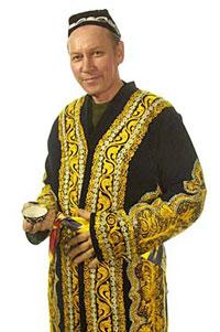d3a148e34 Традиционная узбекская одежда. Обычаи и традиции Узбекистана ...