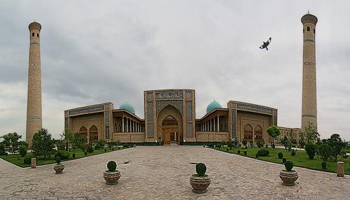 Ташкент-сити – делового центра Узбекистана