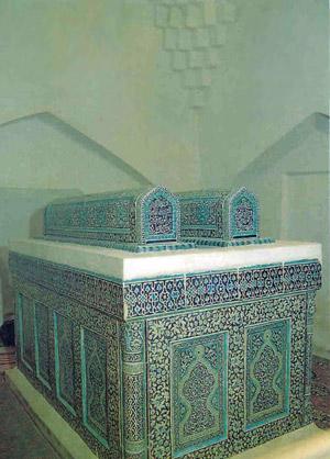 Мавзолей Саида Алауддина - Достопримечательности Узбекистана: Хива