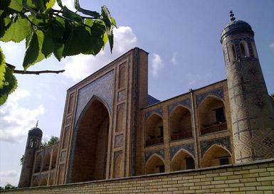 Памятники старины - Медресе Кукельдаш - Ташкент, Узбекистан